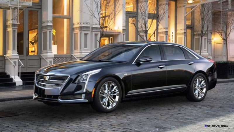 2016 Cadillac CT6 COLORS 6