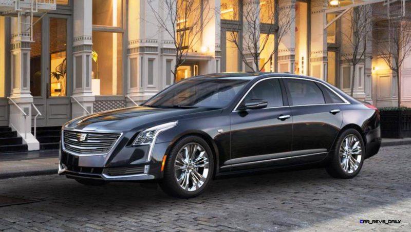 2016 Cadillac CT6 COLORS 7