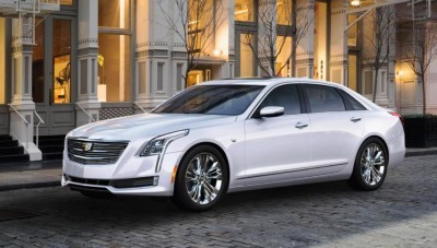 2016 Cadillac CT6 COLORS 8