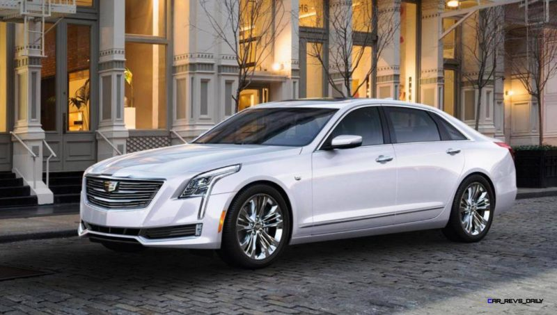 2016 Cadillac CT6 COLORS 8