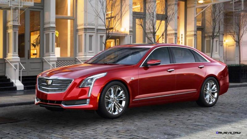 2016 Cadillac CT6 COLORS 9