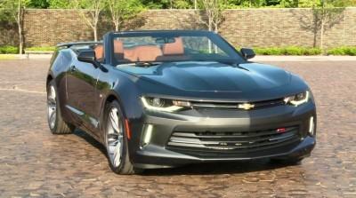 2016 Chevrolet CAMARO Convertible 13