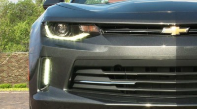2016 Chevrolet CAMARO Convertible 16