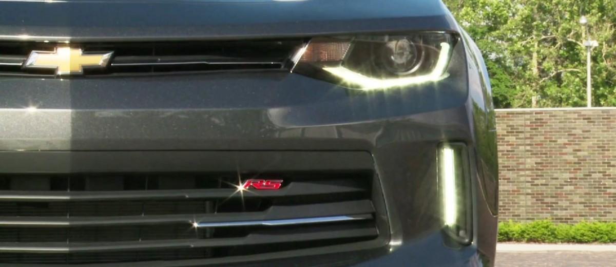 2016 Chevrolet CAMARO Convertible 17