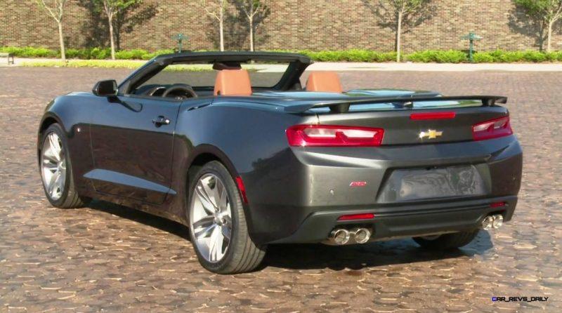 2016 Chevrolet CAMARO Convertible 18