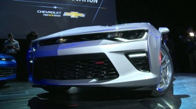 2016 Chevrolet CAMARO Convertible 23