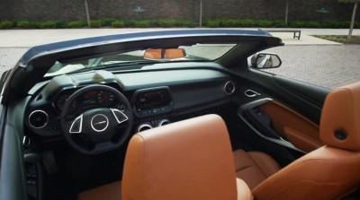 2016 Chevrolet CAMARO Convertible 25