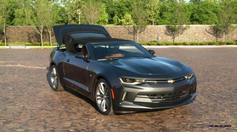 2016 Chevrolet CAMARO Convertible 5