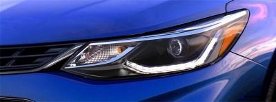 2016 Chevrolet CRUZE RS Premier 11