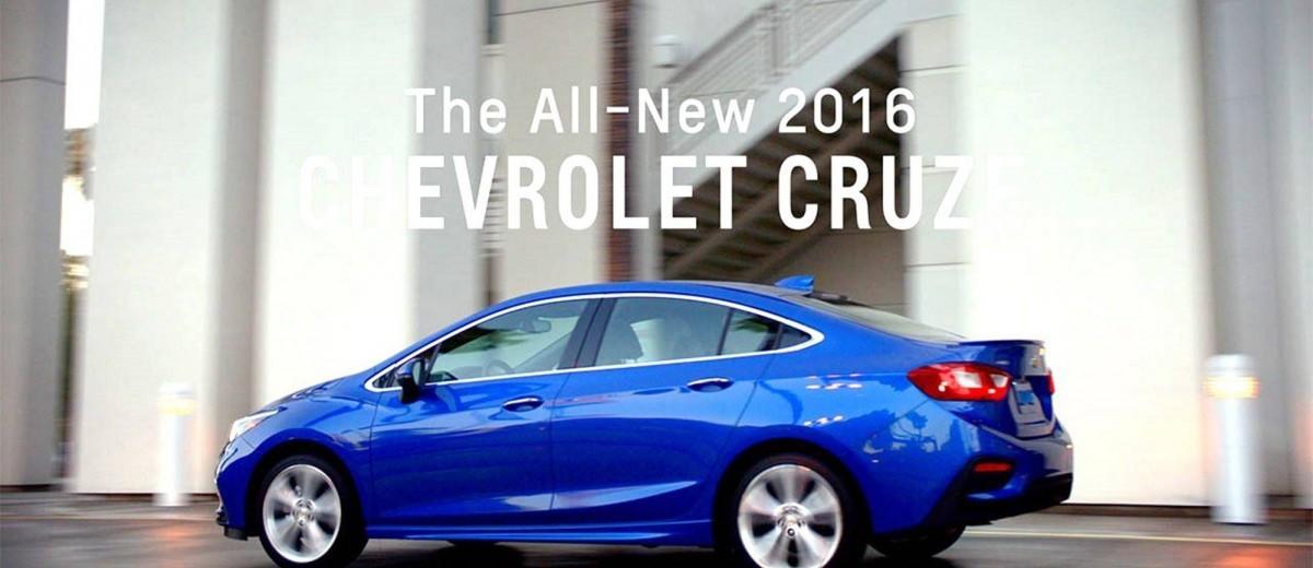 2016 Chevrolet CRUZE RS Premier 23