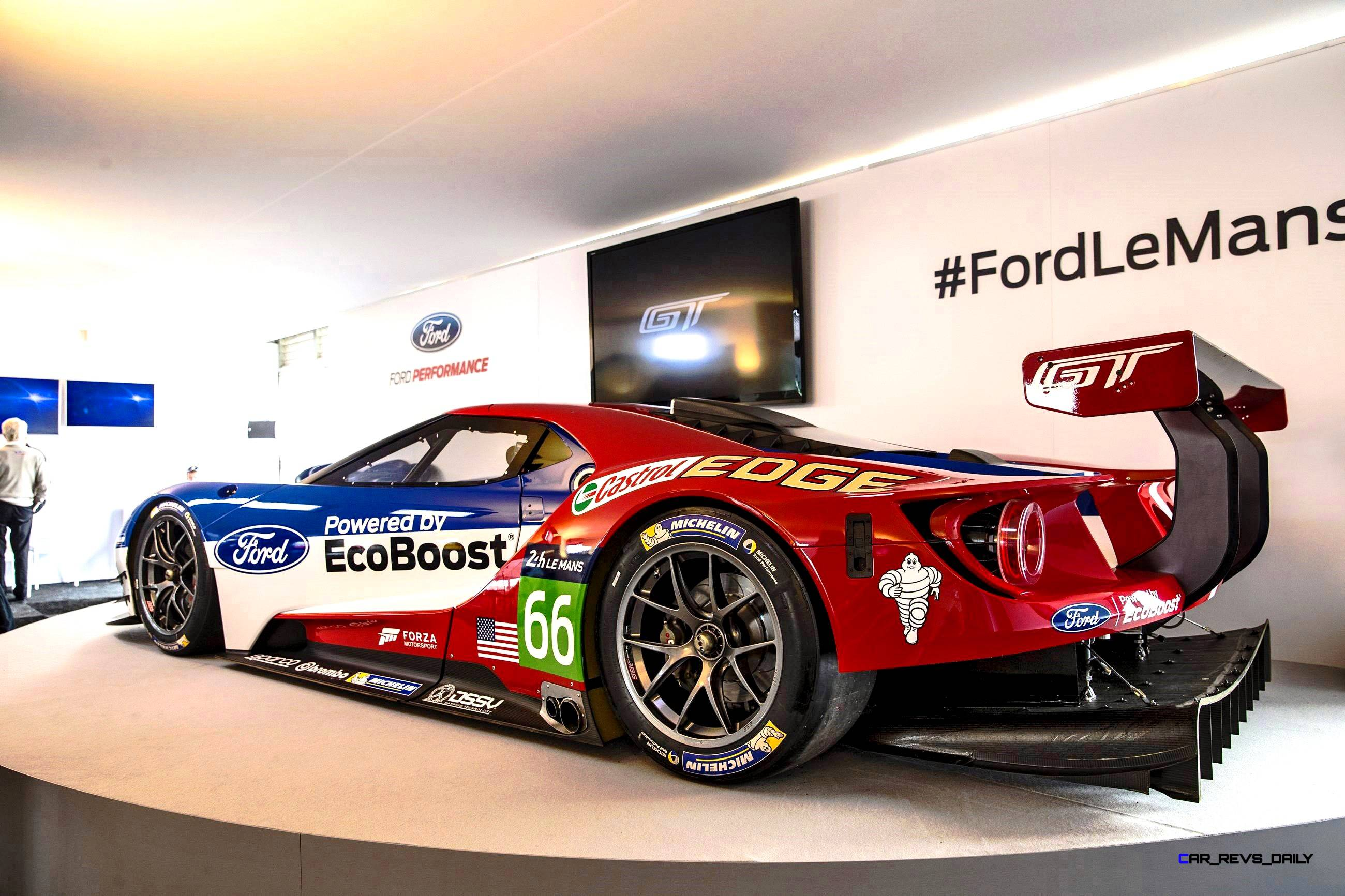 Ford Gtlm Next  C B Previous