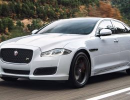 2016 Jaguar XJ Updated With New LEDs, Cabin Infotainment, R-Sport and Black Packs