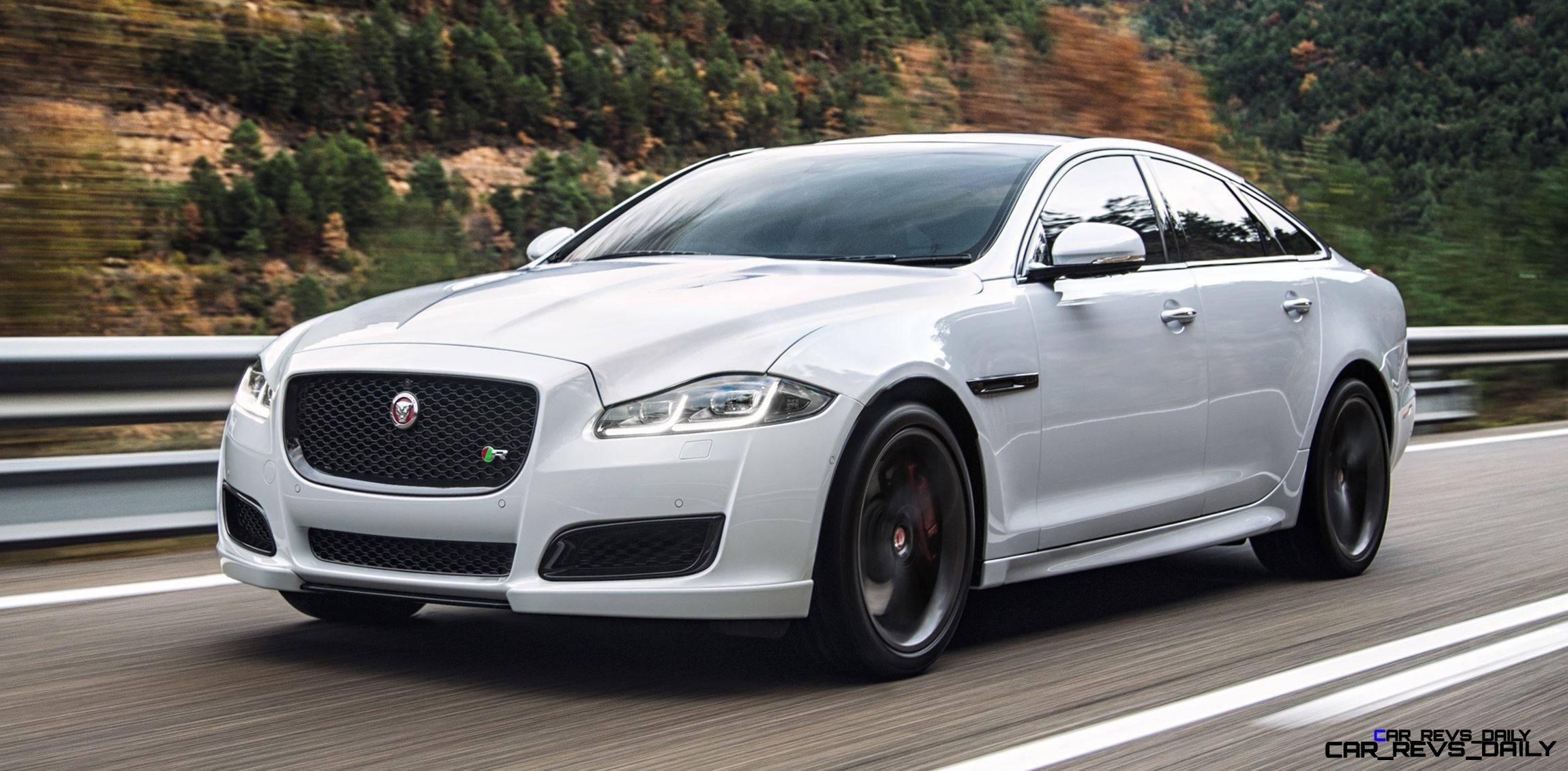 review photo xf and video jaguar restyling sedan i