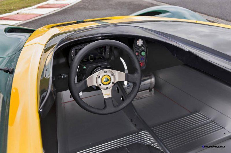 2016 Lotus 3-Eleven 1
