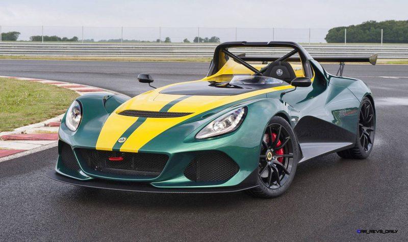 2016 Lotus 3-Eleven 2