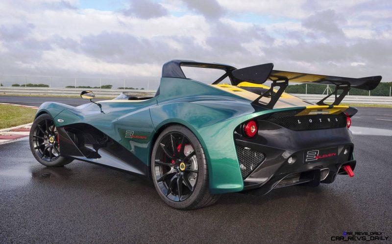 2016 Lotus 3-Eleven 3