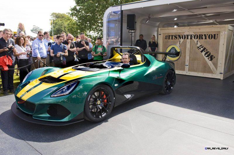 2016 Lotus 3-Eleven 8