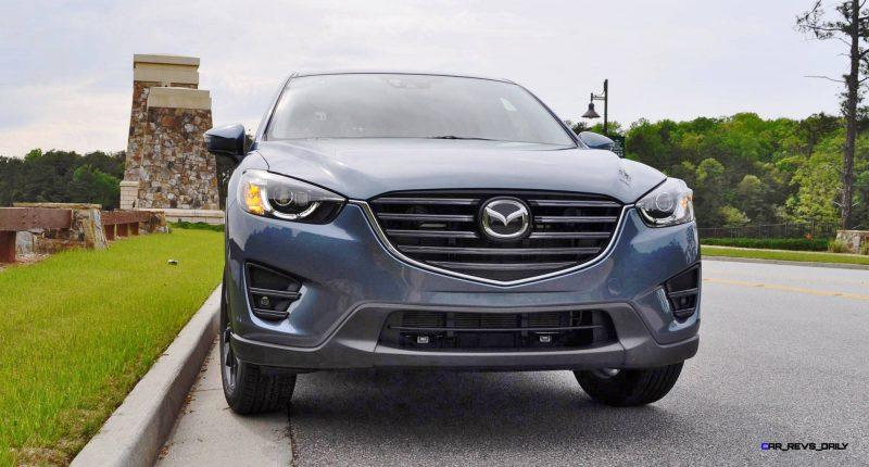 2016 Mazda CX-5 Grand Touring FWD 10