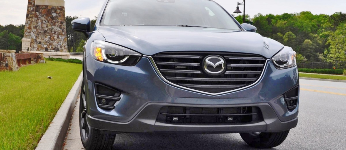 2016 Mazda CX-5 Grand Touring FWD 11