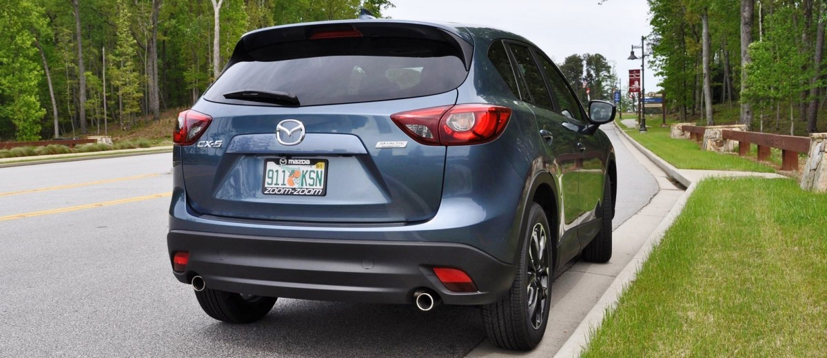 2016 Mazda CX-5 Grand Touring FWD 15