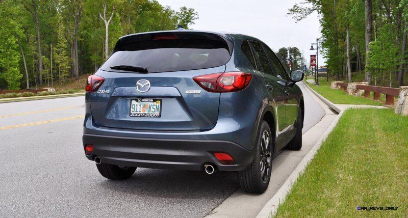 2016 Mazda CX-5 Grand Touring FWD 15