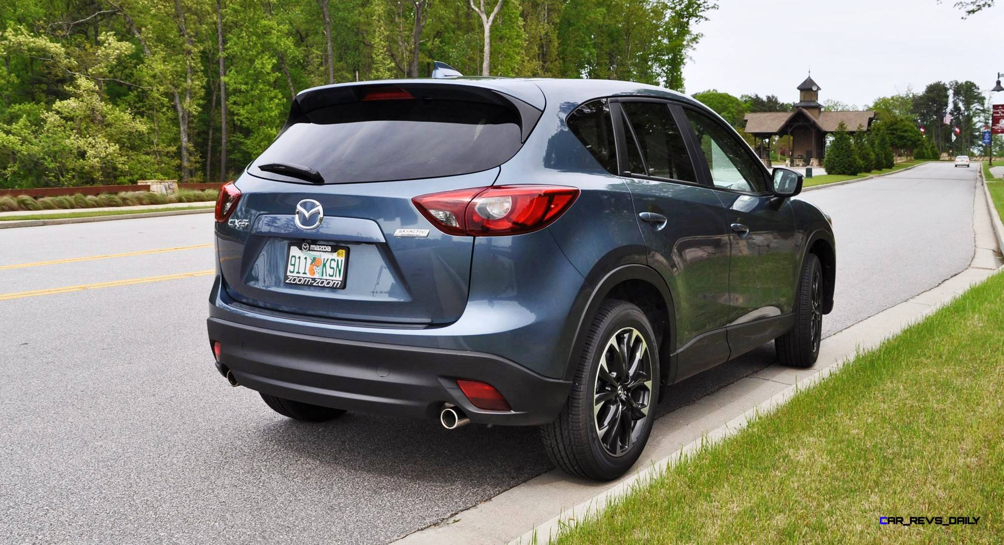 2016 Mazda CX5 – Colors Guide – All 8 Shades From Every Angle!