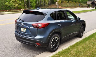 2016 Mazda CX-5 Grand Touring FWD 17