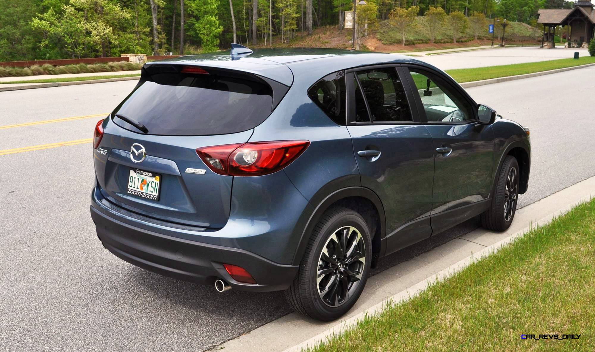 2016 mazda cx 5 grand touring awd first test review 2017. Black Bedroom Furniture Sets. Home Design Ideas