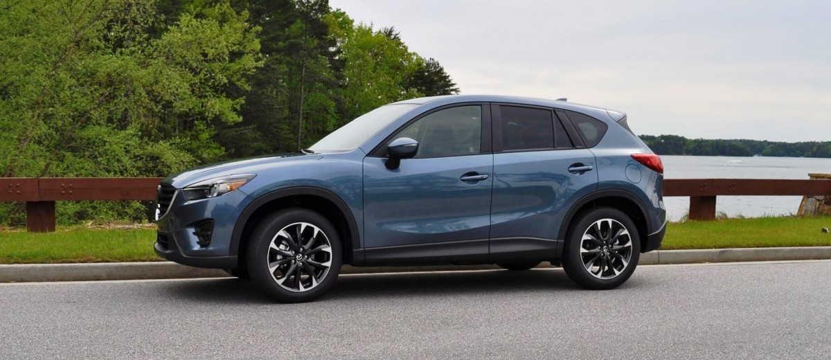 2016 Mazda CX-5 Grand Touring FWD 19