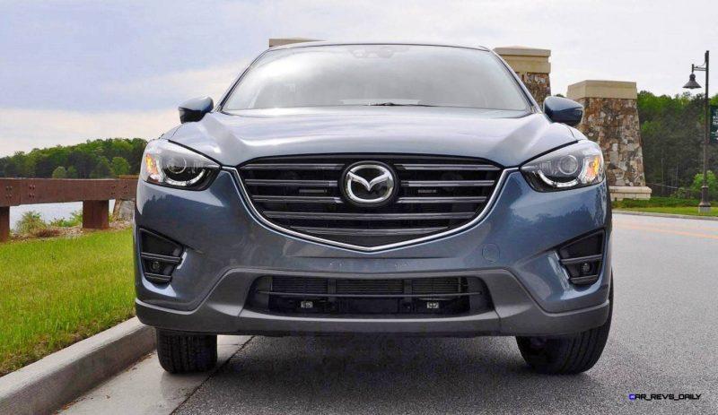 2016 Mazda CX-5 Grand Touring FWD 2