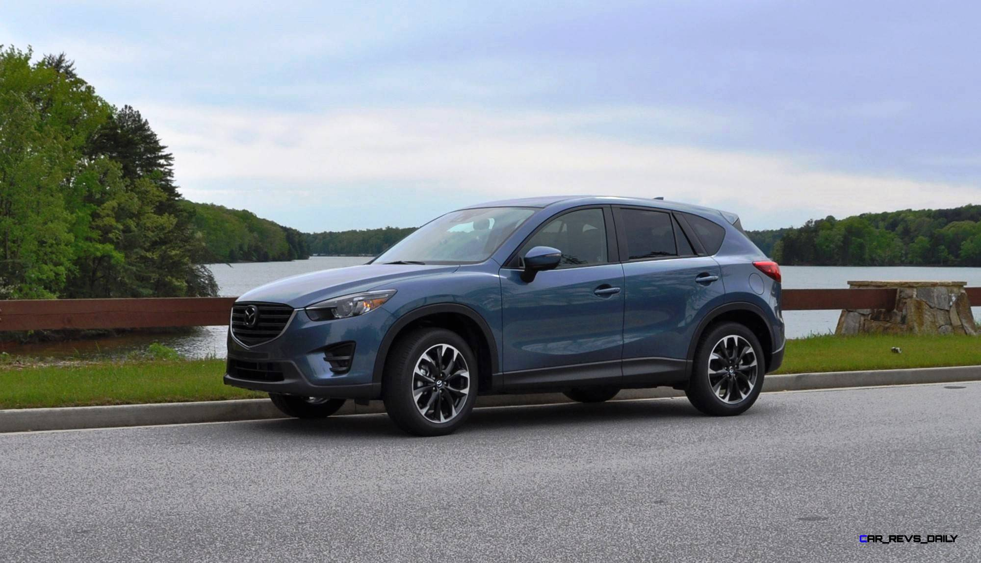 2016 Mazda CX5 Grand Touring FWD 20