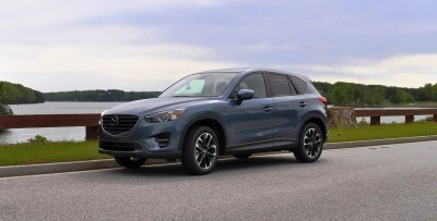 2016 Mazda CX-5 Grand Touring FWD 21