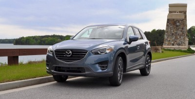 2016 Mazda CX-5 Grand Touring FWD 22