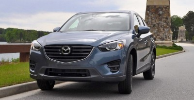 2016 Mazda CX-5 Grand Touring FWD 25