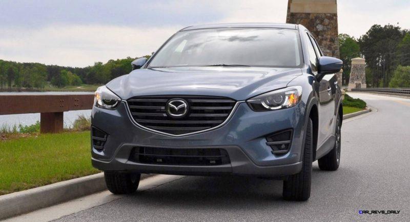2016 Mazda CX-5 Grand Touring FWD 26