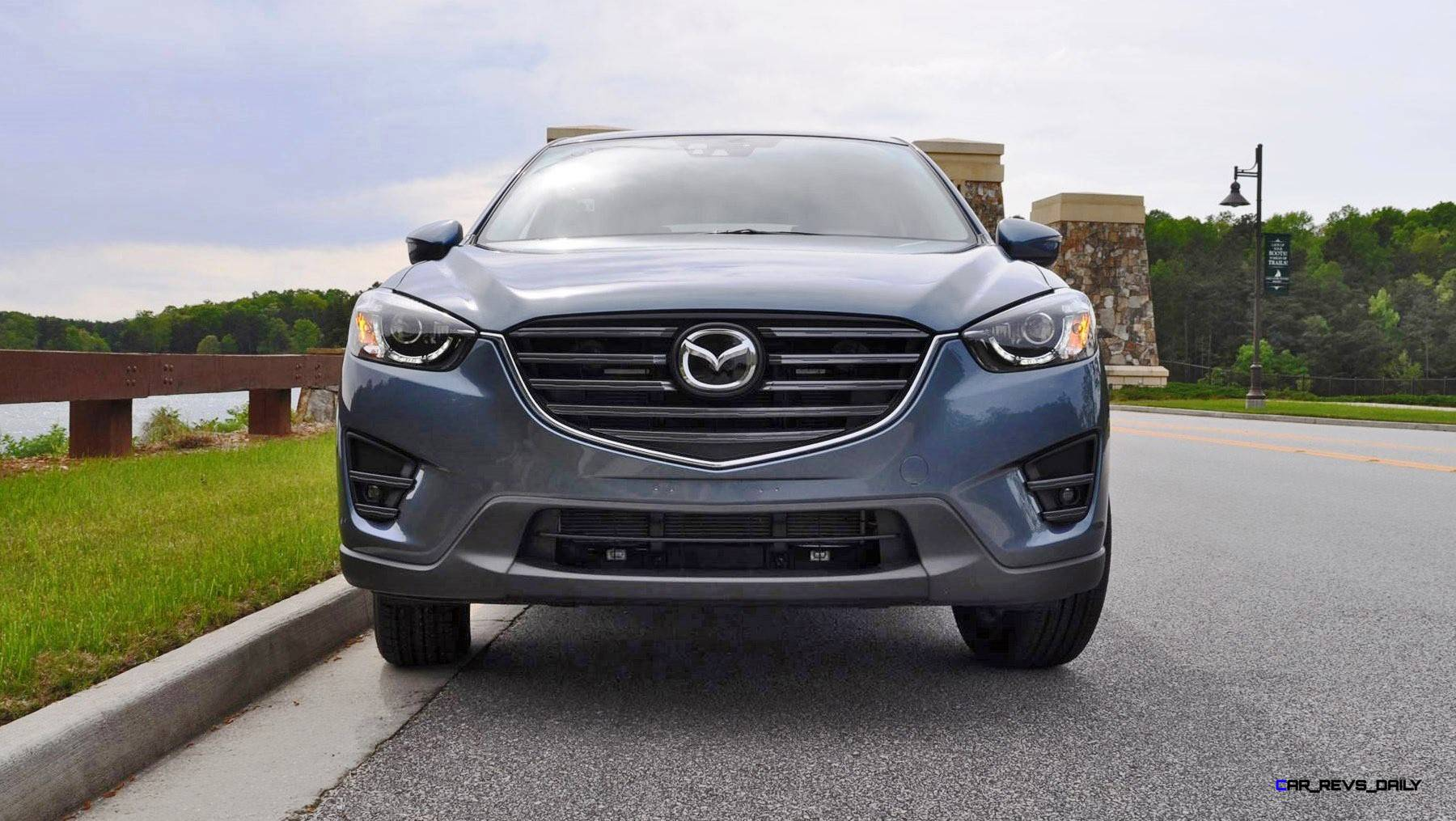 New 2016 Mazda CX5 Grand Touring FWD 3