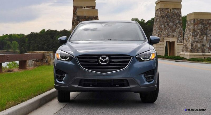 2016 Mazda CX-5 Grand Touring FWD 32