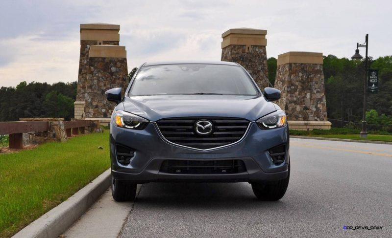 2016 Mazda CX-5 Grand Touring FWD 34