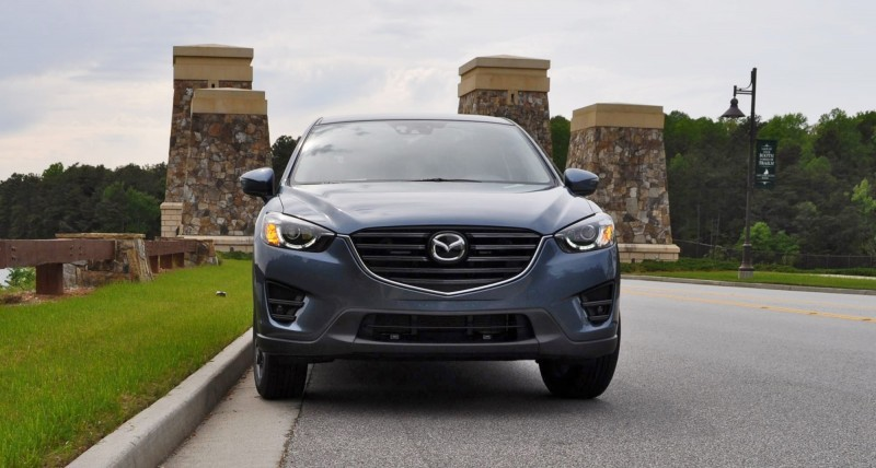 2016 Mazda CX-5 Grand Touring FWD 35