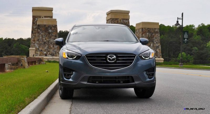 2016 Mazda CX-5 Grand Touring FWD 36