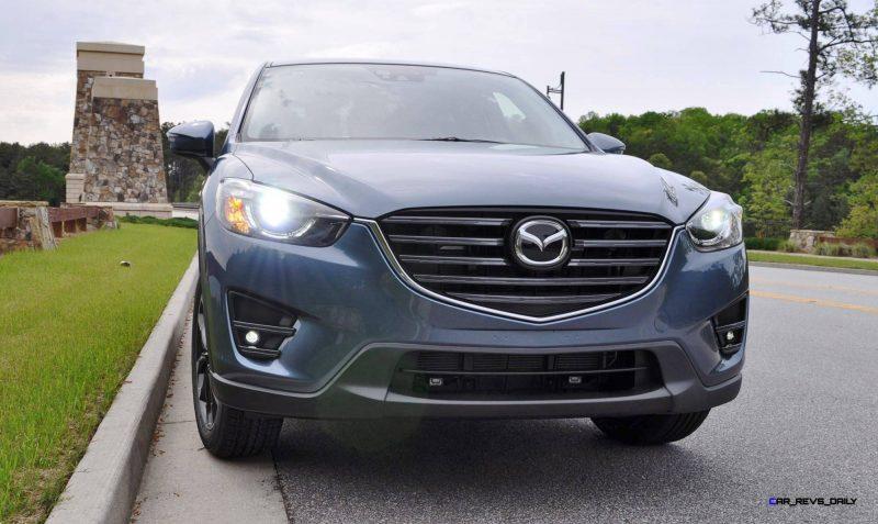 2016 Mazda CX-5 Grand Touring FWD 40