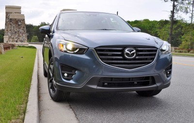 2016 Mazda CX-5 Grand Touring FWD 41