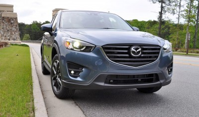 2016 Mazda CX-5 Grand Touring FWD 42