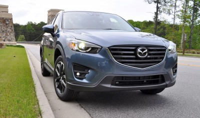 2016 Mazda CX-5 Grand Touring FWD 43