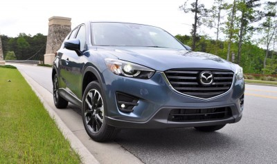 2016 Mazda CX-5 Grand Touring FWD 45