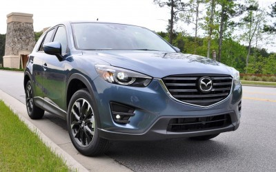 2016 Mazda CX-5 Grand Touring FWD 46