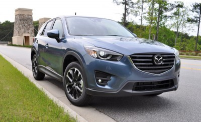 2016 Mazda CX-5 Grand Touring FWD 47