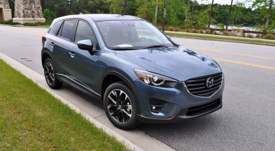 2016 Mazda CX-5 Grand Touring FWD 48