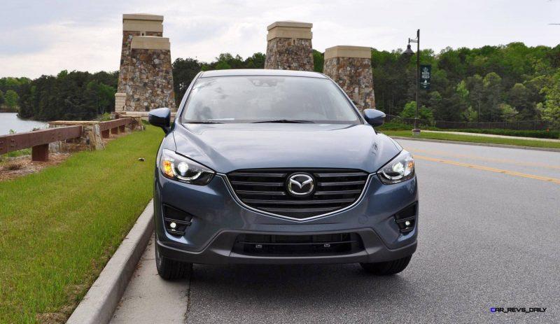 2016 Mazda CX-5 Grand Touring FWD 53