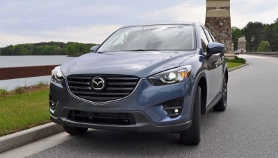 2016 Mazda CX-5 Grand Touring FWD 58